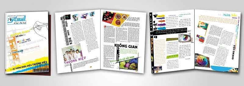 In catalogue nhanh rẻ đẹp.
