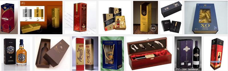 In hộp rượu - hộp rượu cao cấp