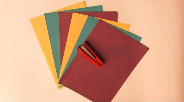 Chuẩn bị thiết kế folder