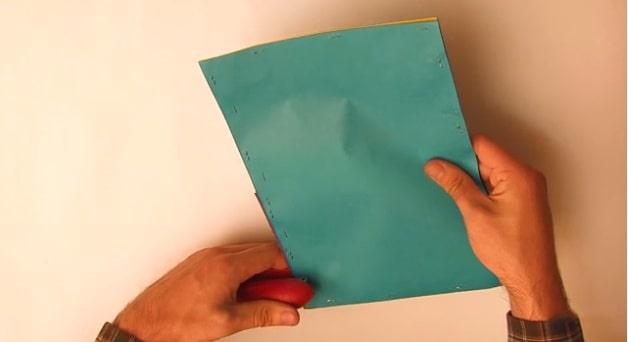 Thiết kế folder đơn giản