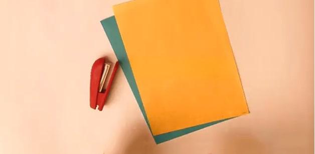 Chuẩn bị Thiết kế bìa folder đẹp