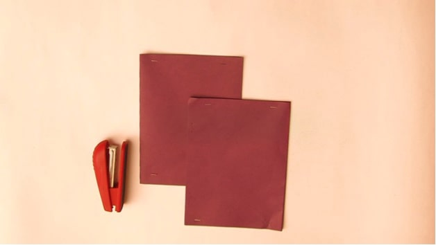 Hoàn thành thiết kế túi folder