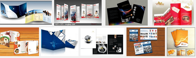 Thiết kế brochure TP HCM