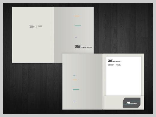 Folder chuẩn