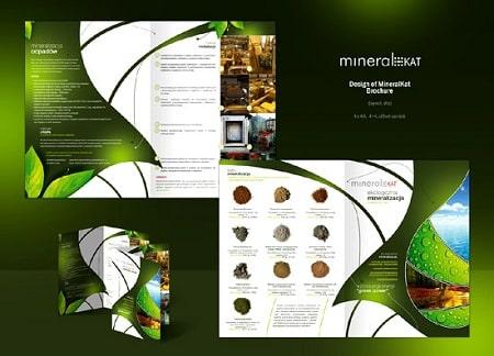 Thiết kế brochure miễn phí