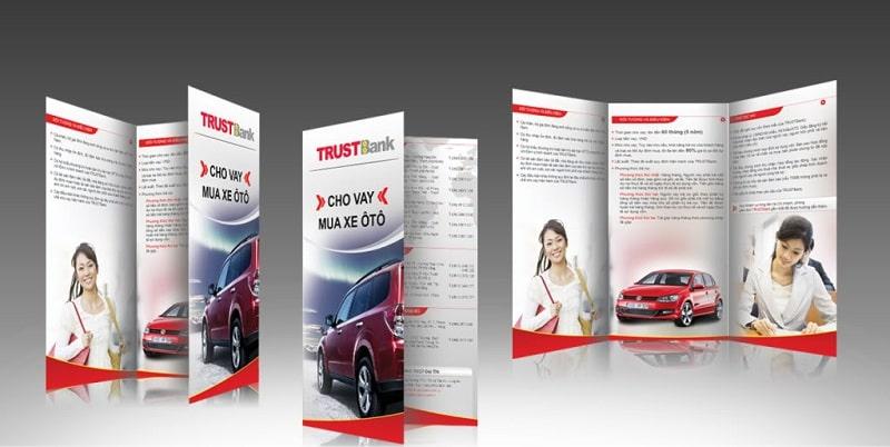 Thiết kế brochure miễn phí. In brochure giá gốc