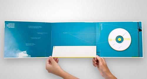Thiết kế folder bên trong