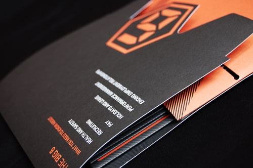 Thiết kế folder chất lượng