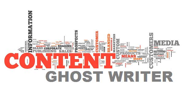 Biên tập nội dung Ghost Writer
