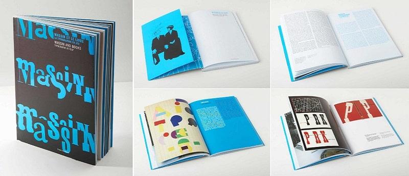 Chuyên in ấn thiết kế catalogue