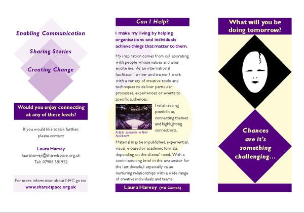 Mẫu thiết kế leaflet