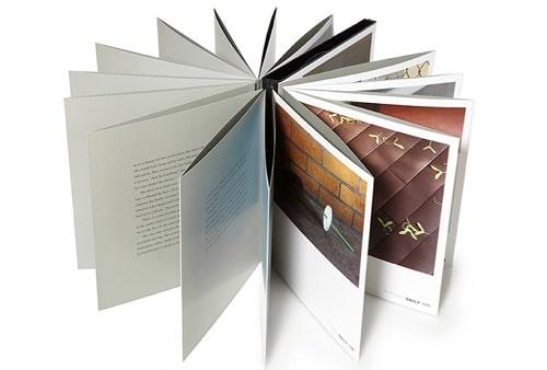 Thiết kế catalogue ấn tượng