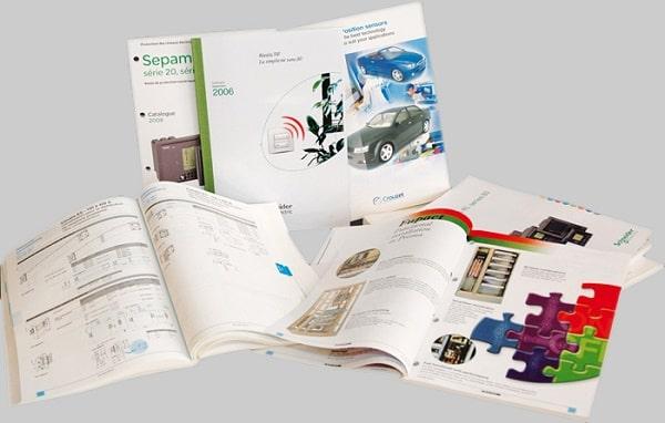 in ấn thiết kế catalogue chuyên nghiệp