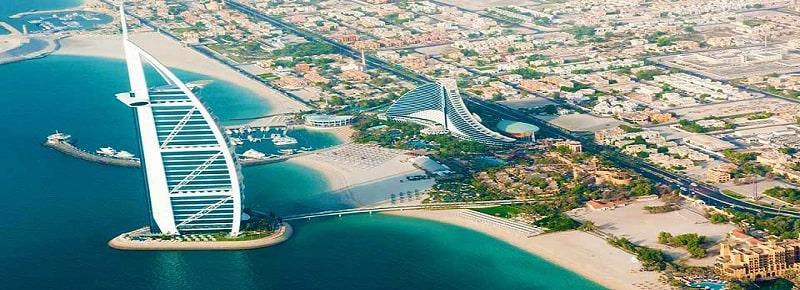 Thiết kế tp Dubai