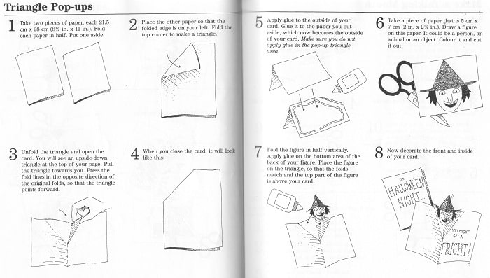 Hướng dẫn thiết kế brochure popup