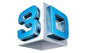 Mãu logo 3D cơ bản
