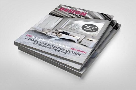 mẫu thiết kế mockup cho catalogue
