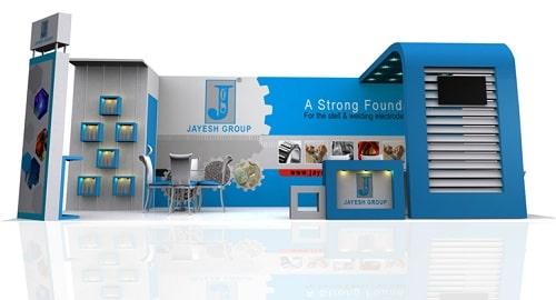 Mẫu popup brochure ngành thiết kế nội thất