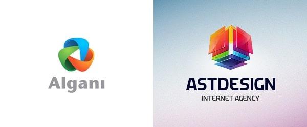 Thiết kế logo 3D
