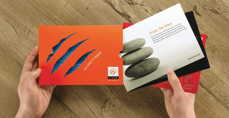 Mockup brochures