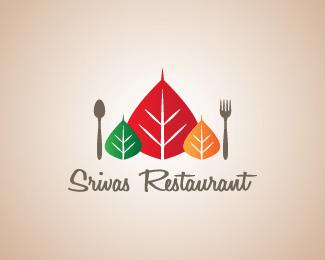 Mẫu design logo nhà hàng