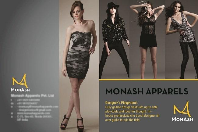 Mẫu brochure thời trang