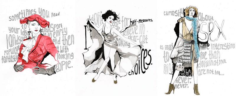 Thiết kế in ấn brochure thời trang