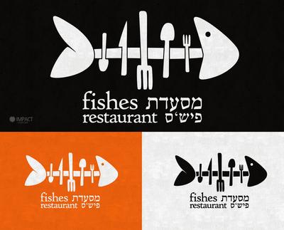 Thiết kế logo nhà hàng seafood
