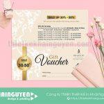 Gift voucher Helen Vu - Voucher thời trang và phụ kiện
