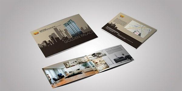 catalogue bất động sản của golden place
