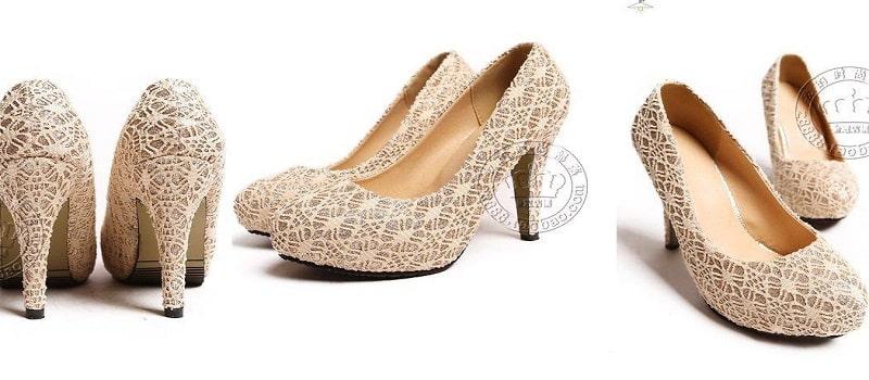 catalogue giày cao gót