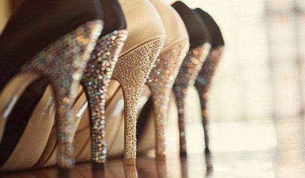hình ảnh đẹp trong catalogue giày cao gót