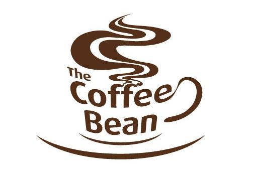 Mẫu logo cafe bean