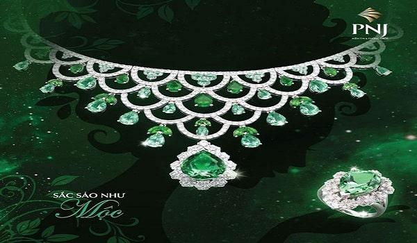 mẫu catalogue trang sức đá quý đẹp
