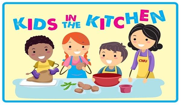 mẫu thiết kế menu món ăn trẻ em đẹp