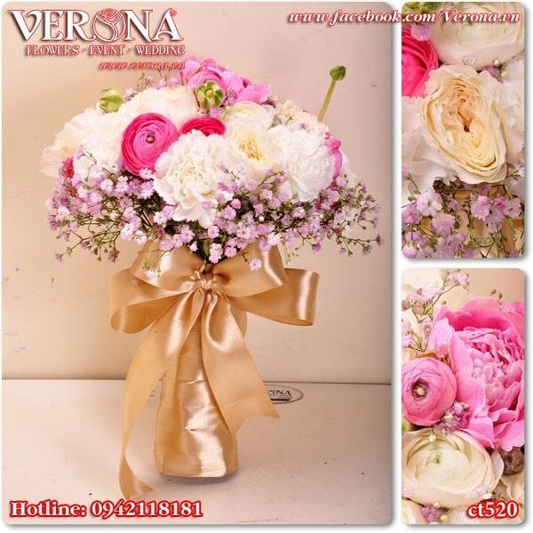 hình ảnh đẹp trong thiết kế catalogue shop hoa