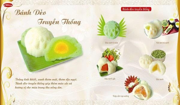 mẫu thiết kế catalogue bánh trung thu đẹp