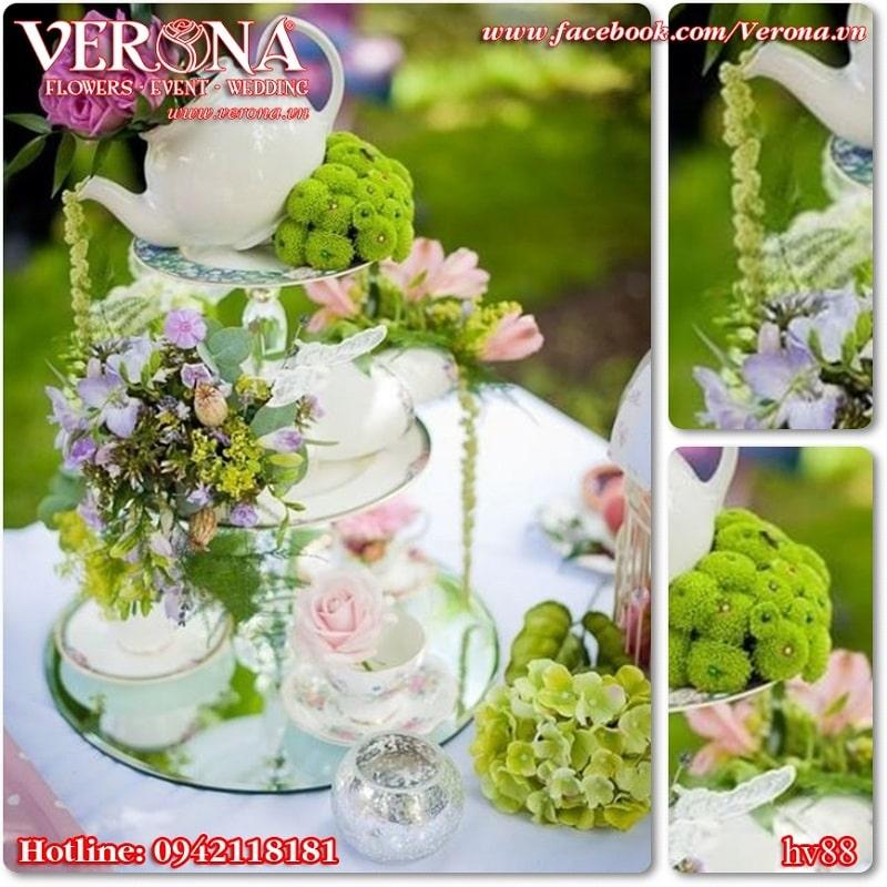 mẫu thiết kế catalogue shop hoa