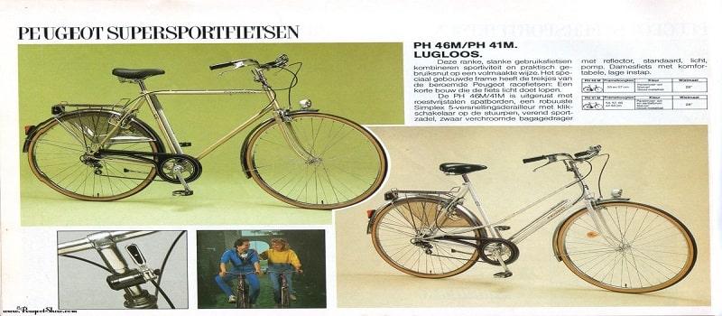 thiết kế catalogue xe đạp