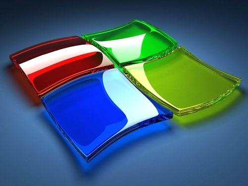 Thiết kế logo hiệu ứng glass