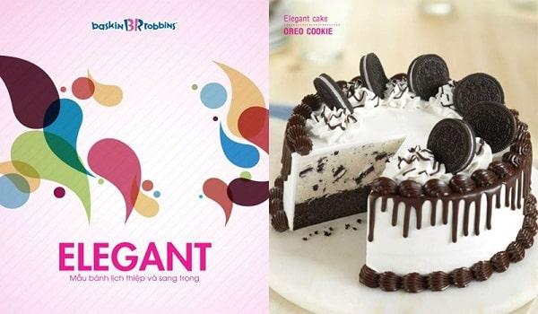 hình ảnh đẹp trong thiết kế catalogue bánh sinh nhật