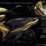Thiết kế catalogue xe máy – Bạn đường tin cậy