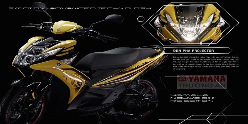 thiết kế catalogue xe máy