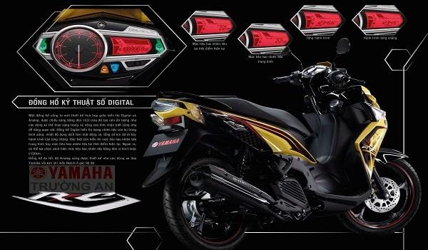 thiết kế catalogue xe máy đẹp