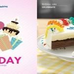 Thiết kế catalogue bánh sinh nhật – Sự lựa chọn ngọt ngào.