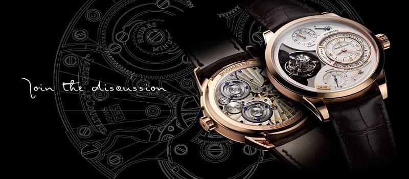 Thiết kế catalogue đồng hồ – Sự quyến rũ của thời gian