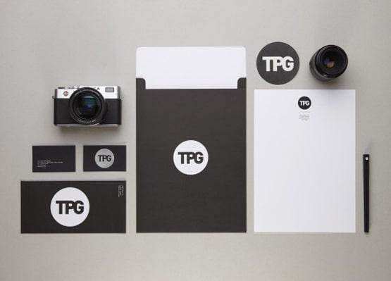 Xây dựng Bộ nhận diện thương hiệu TPG