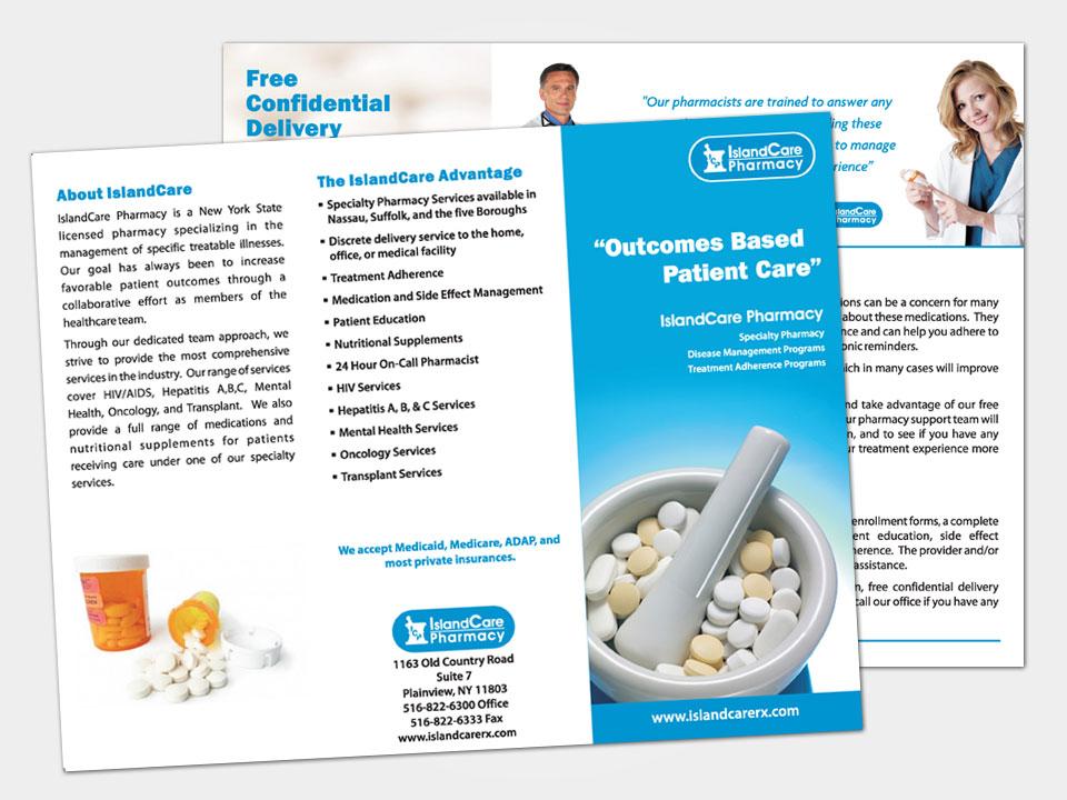 Hình ảnh trong brochure dược phẩm