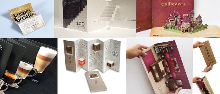 Thiết kế brochure độc đáo