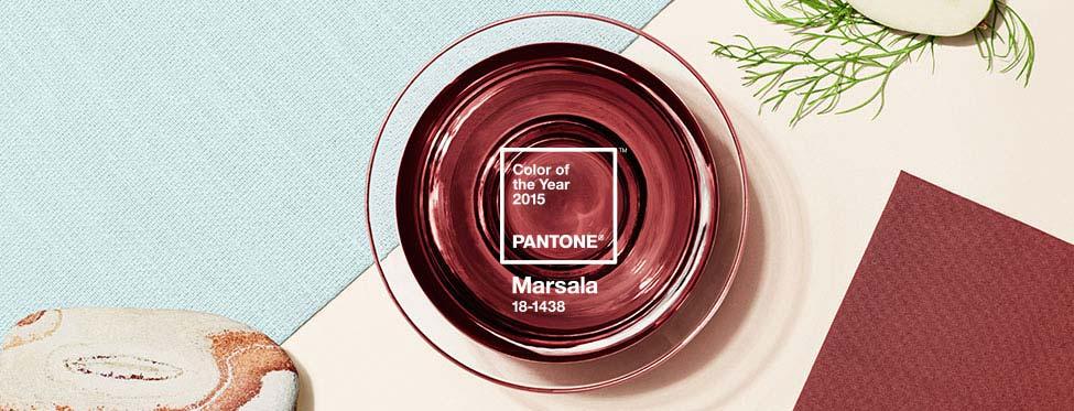 Màu sắc chủ đạo trong thiết kế thương hiệu 2015?